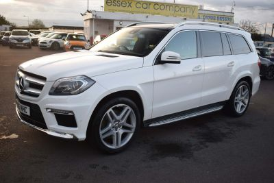 Mercedes-Benz GL Class 3.0 GL350 CDI BlueTEC AMG Sport 4MATIC (s/s) 5dr Auto SUV Diesel WhiteMercedes-Benz GL Class 3.0 GL350 CDI BlueTEC AMG Sport 4MATIC (s/s) 5dr Auto SUV Diesel White at Motor Finance 4u Tunbridge Wells