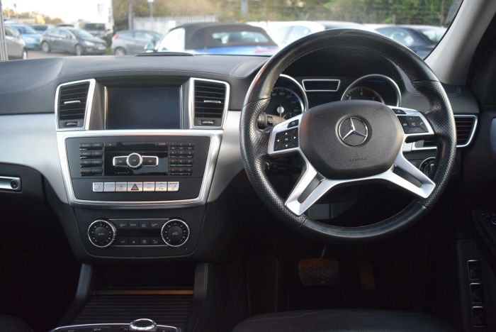 Mercedes-Benz GL Class 3.0 GL350 CDI BlueTEC AMG Sport 4MATIC (s/s) 5dr Auto SUV Diesel White