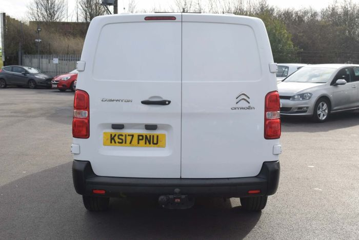 Citroen Dispatch 2.0 BlueHDi 1400 Enterprise XL LWB EU6 (s/s) 6dr Panel Van Diesel White