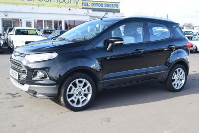 Ford Ecosport 1.5 Ti-VCT Titanium Powershift 5dr Auto SUV PetrolFord Ecosport 1.5 Ti-VCT Titanium Powershift 5dr Auto SUV Petrol at Motor Finance 4u Tunbridge Wells