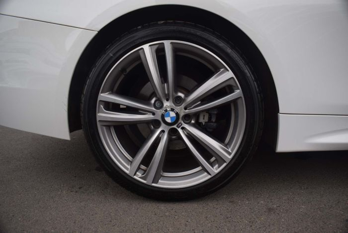 BMW 4 Series 2.0 428i M Sport 2dr Auto Coupe Petrol White